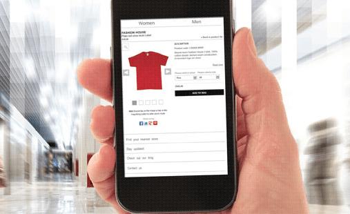 66% van de Belgen koopt online en 14% via m-commerce