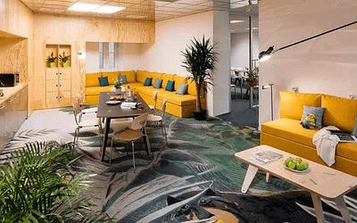 Coworking in Brussel : groot potentieel
