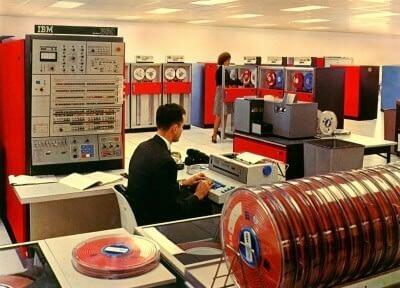 IBM S/360, het eerste mainframe… viert zijn 50ste verjaardag!