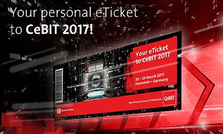CeBIT 2017 – Beleef de digitale toekomst van vandaag !
