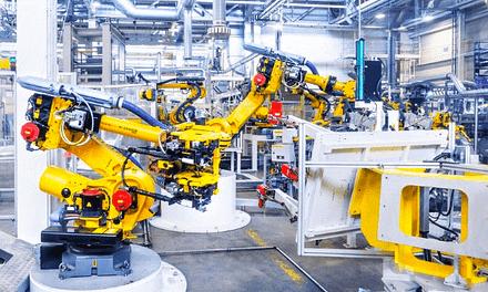 De robots van Industrie 4.0 kunnen te gemakkelijk worden gehackt