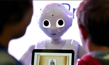 Moeten robots een eigen persoonlijkheid krijgen ?