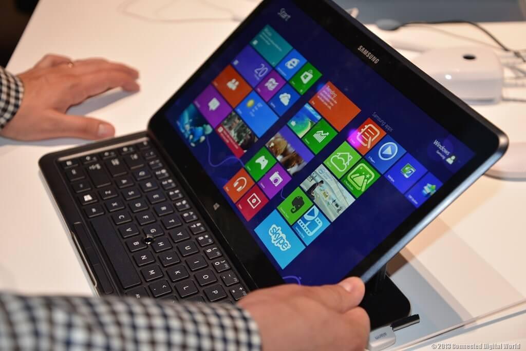 Awingu breidt het gebruik uit van Samsung-tablets