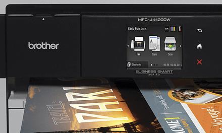 Brother PrintSmart Cloud MPS: MPS uit een machine !