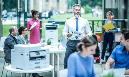 Brother vergroot zijn marktaandeel in Managed Print Services