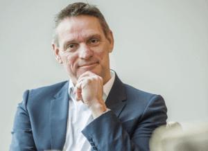 Marc De Groote leidt Cegeka België